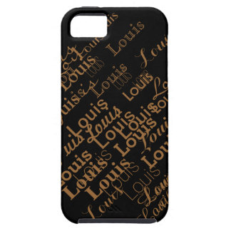 personalized name pattern iPhone SE/5/5s case