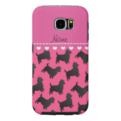 Case-Mate Barely There Samsung Galaxy S6 Case with Cairn Terrier Phone Cases design