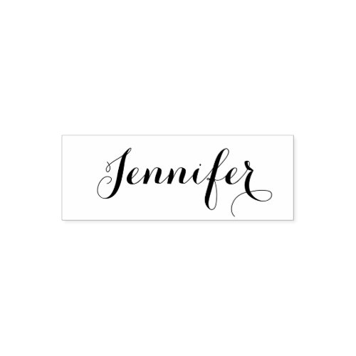 Personalized Name Stamp