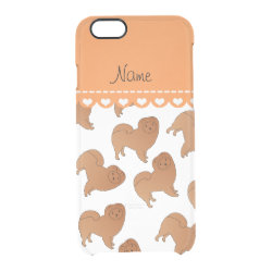 Uncommon iPhone 6 Clearly™ Deflector Case with Chow Chow Phone Cases design