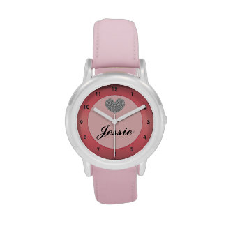 Personalized Name Wrist Watch