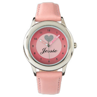 Personalized Name Wrist Watch
