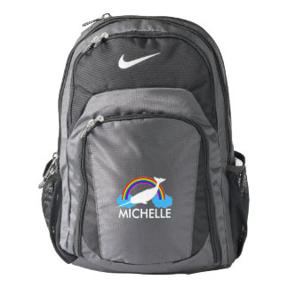 Personalized Narwhal Backpack