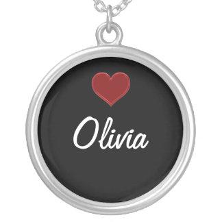 Personalized Necklace OLIVIA-Original design Cool