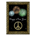 Personalized New Year Greeting Card