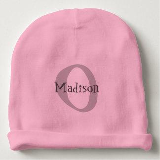 Personalized Newborn Hat | Custom Baby Name