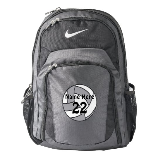 Personalized Nike Volleyball Backpacks 9d4d6fe61c