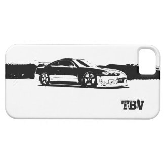 Personalized Nissan Silvia iPhone SE/5/5s Case