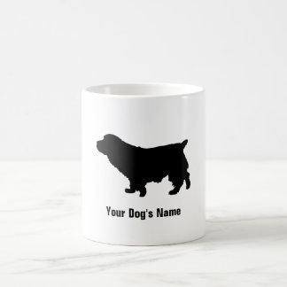 Personalized Norfolk Terrier ノーフォーク・テリア Coffee Mug