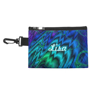 Personalized Northern Lights Accessory Bag