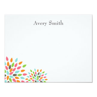 Personalized Note Cards - Designer Style
