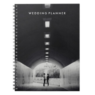 Personalized Notebook Wedding Planner Custom Photo