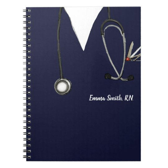 personalized nurse gift ideas notebook  sc 1 st  Zazzle & personalized nurse gift ideas notebook | Zazzle.com