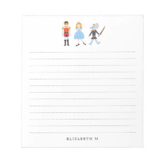 Personalized | Nutcracker Notepad