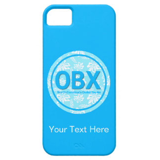 Personalized OBX Outer Banks Beach iPhone 5 Case