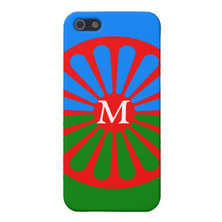 Personalized Official Romany gypsy flag Cover For iPhone SE/5/5s