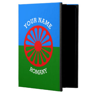 Personalized Official Romany gypsy travellers flag Case For iPad Air
