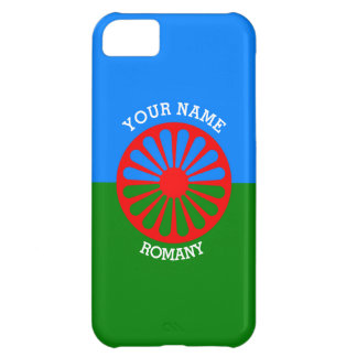 Personalized Official Romany gypsy travellers flag Case For iPhone 5C