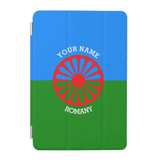 Personalized Official Romany gypsy travellers flag iPad Mini Cover