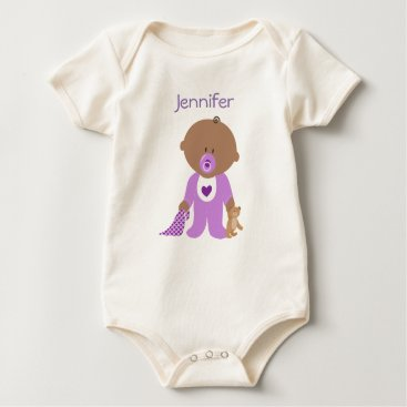 baby_cuteness Personalized Organic Tee with your Baby's Name