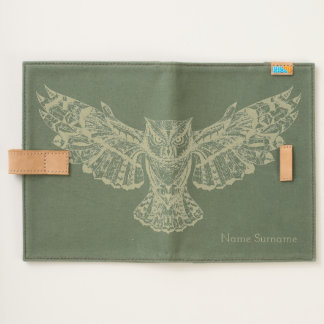 Personalized Owl Journal