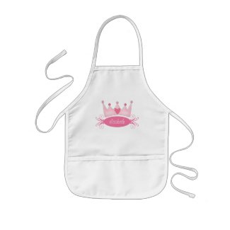 Personalized Painting or Cooking Kids' Apron
