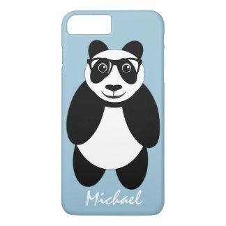Personalized Panda iPhone 8 Plus/7 Plus Case