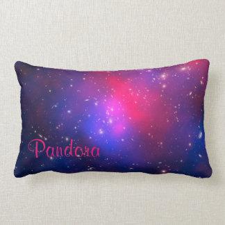 Personalized Pandora's Cluster Lumbar Pillow