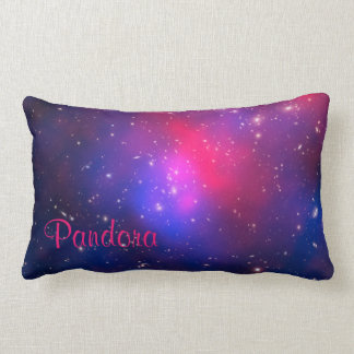 Personalized Pandora's Cluster Throw Pillow