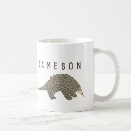 Pangolin Coffee Mug