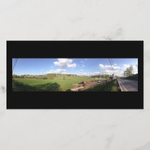 Personalized Panoramic Photo Card Designs