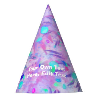 Personalized party party hat