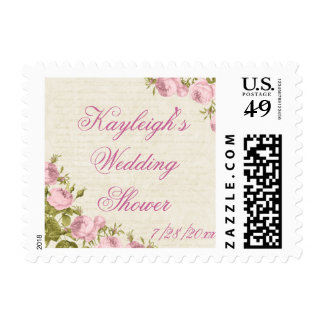 Personalized Party Postage Stamp
