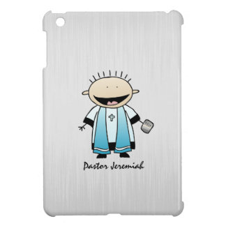 Personalized Pastor Minister or Priest with Bible iPad Mini Cover