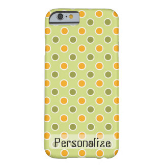 Personalized Pattern Phone Case Barely There iPhone 6 Case