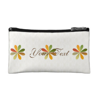 Personalized Patterned Floral Bag