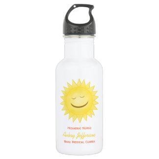 Personalized: Pediatric Nurse Water Bottle