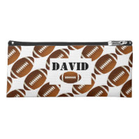 Personalized Pencil Case/Football Pencil Case