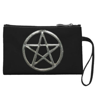 Personalized Pentacle Clutch Purse