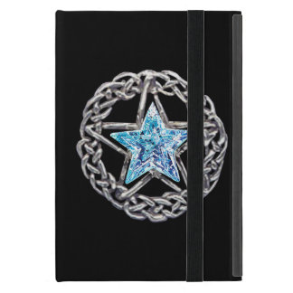 Personalized Pentacle Crystal Star iPad Mini Case