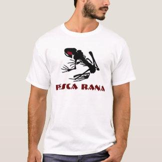 Personalized ( Pesca Rana ) Frog Fishing T-Shirt