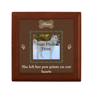 Personalized Pet Memorial Gift Boxes