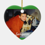 Personalized Pet Ornaments - Double Sided