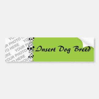 Personalized Pet Photo Bumper Sticker
