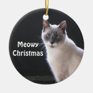 Personalized Pet Photo Christmas Holiday Ornament