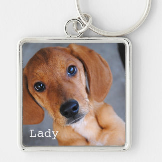 Personalized Pet Photo Key Chain