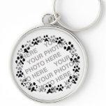 Personalized Pet Photo Keychain