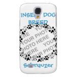 Personalized Pet Photo Samsung Galaxy S4 Case
