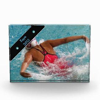 Personalized photo Acrylic Block or Award
