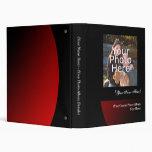 Personalized Photo Album Binder